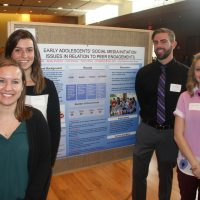Research Interns present at Undergraduate Research Symposium